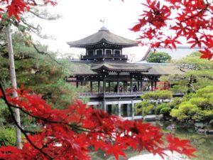 Érable et pont Taiheikaku