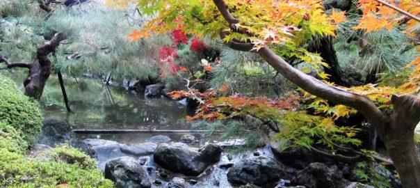 Jardin du sanctuaire shinto Heian-jingu