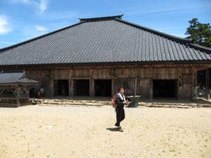 Temple Ominesan-ji