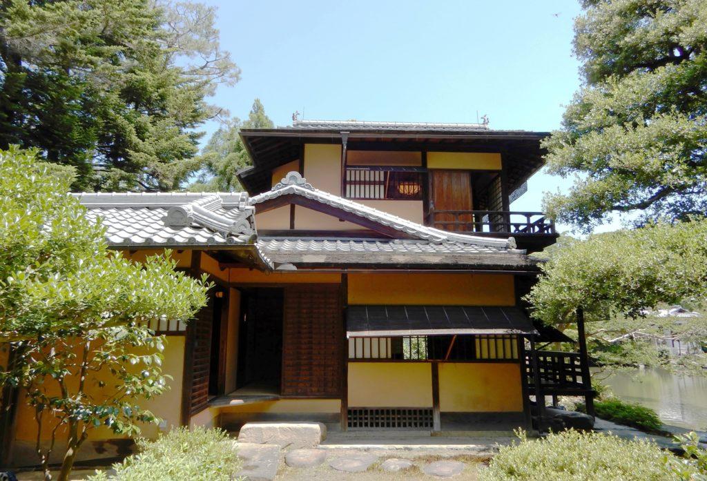 Maison de thé Shusui-tei