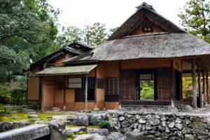 Pavillon de thé, Shokin-tei