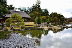 La villa impériale de Katsura