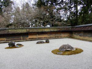 Jardin de pierre