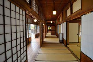 Bâtiment de style japonais
