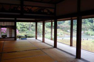 Une balade sous la pluie à Kyoto