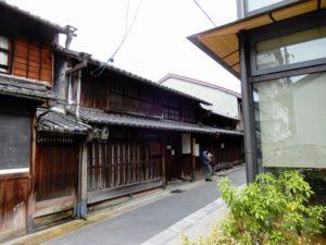 Ancien logement des geisha