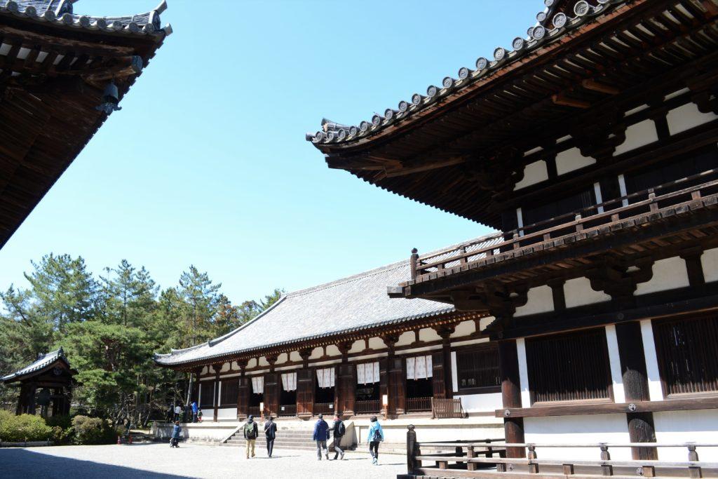 Temple Toshodai-ji