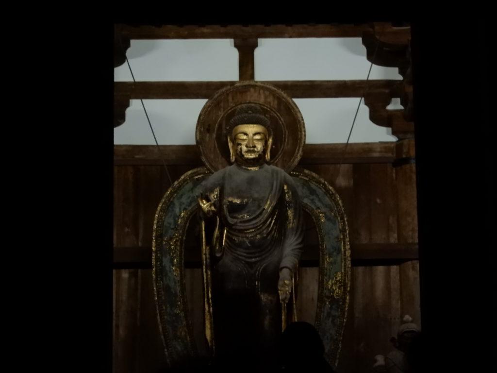 Bouddha Yakushi